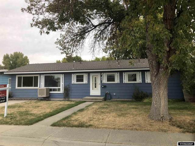 309 Thomas Avenue, Worland, WY 82401 (MLS #20211652) :: Lisa Burridge & Associates Real Estate