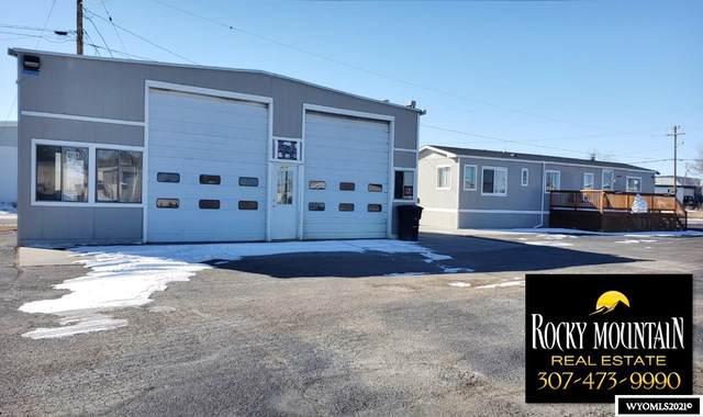 4949 W Yellowstone Highway, Mills, WY 82644 (MLS #20211661) :: Lisa Burridge & Associates Real Estate