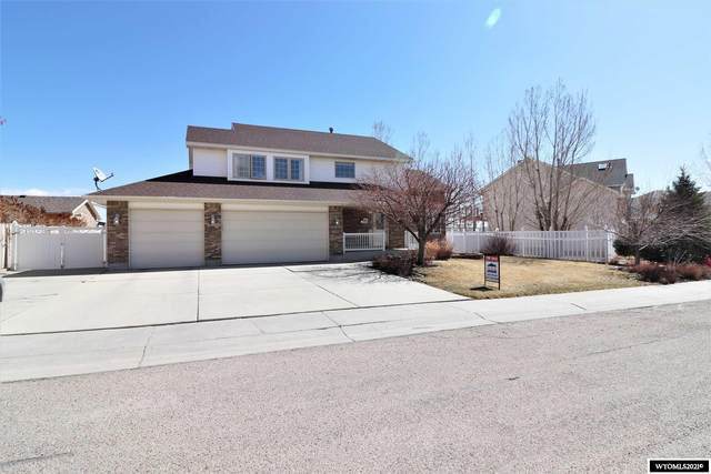 6 Fairway Drive, Rock Springs, WY 82901 (MLS #20211663) :: RE/MAX The Group