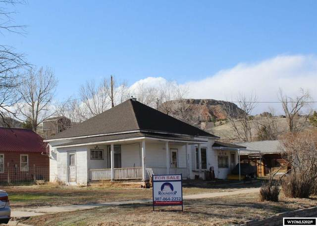 604 N 6th Street, Thermopolis, WY 82443 (MLS #20211667) :: Real Estate Leaders