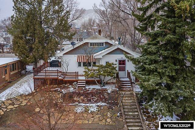 504 W Flaming Gorge Way, Green River, WY 82935 (MLS #20211668) :: RE/MAX The Group