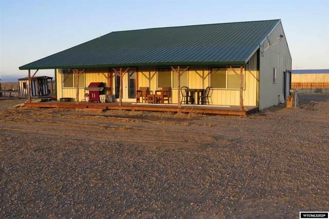 66 Prairie Breeze, Riverton, WY 82501 (MLS #20211675) :: Real Estate Leaders