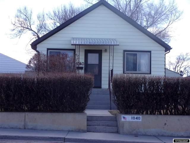 1040 Marchant Street, Rock Springs, WY 82901 (MLS #20211682) :: RE/MAX The Group