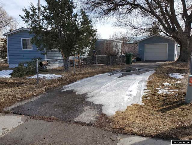 503 Fetterman Street, Douglas, WY 82633 (MLS #20211686) :: Real Estate Leaders