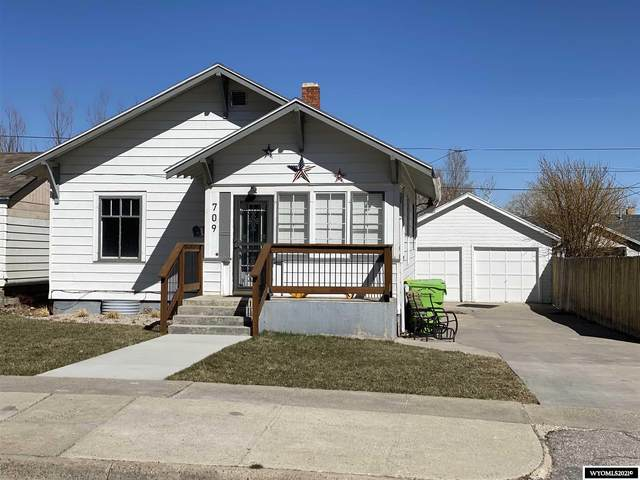 709 11th Street, Rawlins, WY 82301 (MLS #20211693) :: Lisa Burridge & Associates Real Estate