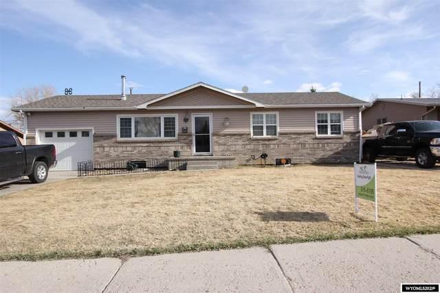 41 Marigold Street, Casper, WY 82604 (MLS #20211700) :: Lisa Burridge & Associates Real Estate