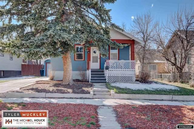 1310 S Spruce, Casper, WY 82601 (MLS #20211702) :: Real Estate Leaders