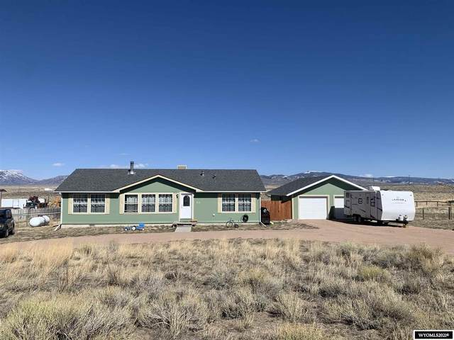 65 County Road 307, Saratoga, WY 82331 (MLS #20211709) :: RE/MAX The Group