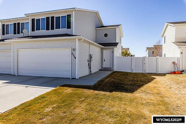 2736 Bastion Dr., Rock Springs, WY 82901 (MLS #20211711) :: RE/MAX The Group