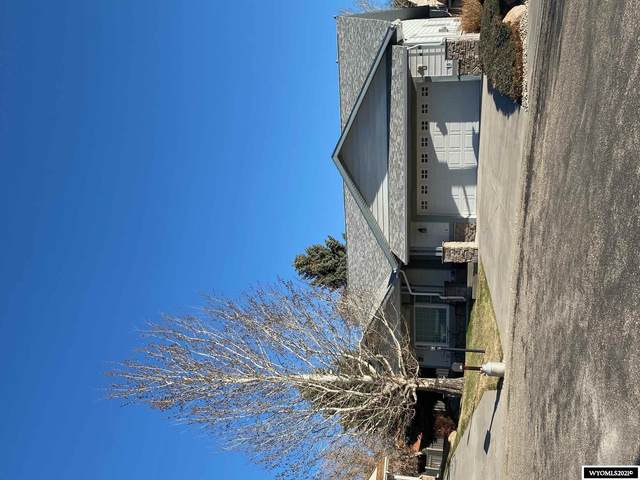604 Comanche Lane, Buffalo, WY 82834 (MLS #20211712) :: Lisa Burridge & Associates Real Estate