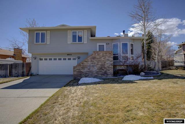 4921 E 17th Street, Casper, WY 82609 (MLS #20211713) :: Lisa Burridge & Associates Real Estate