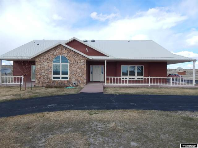 15 Negley Road, Glenrock, WY 82637 (MLS #20211716) :: RE/MAX Horizon Realty