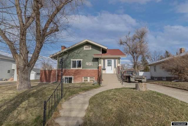 1543 S Spruce Street, Casper, WY 82601 (MLS #20211719) :: Real Estate Leaders