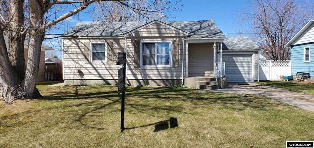 744 S 15th Street, Worland, WY 82401 (MLS #20211720) :: RE/MAX The Group