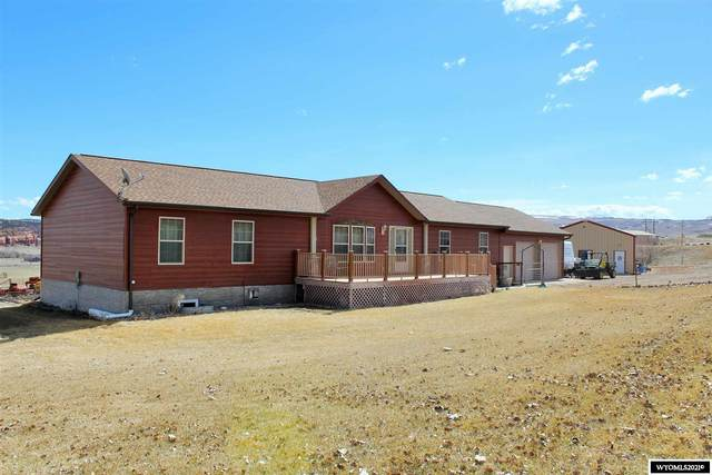 351 Morgan, Thermopolis, WY 82443 (MLS #20211738) :: RE/MAX Horizon Realty