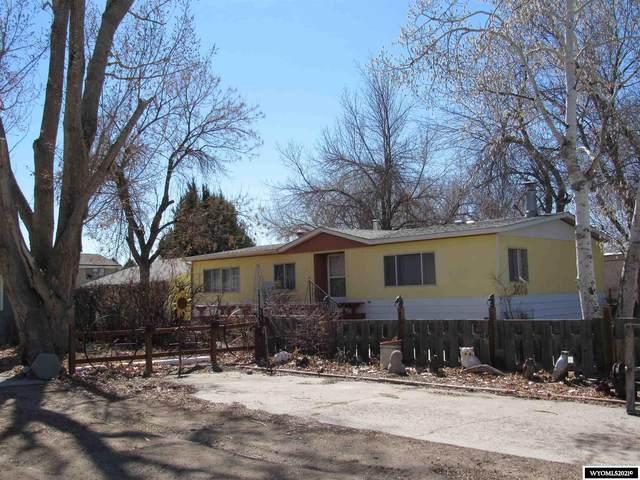 2006 Sage Loop, Worland, WY 82401 (MLS #20211740) :: Lisa Burridge & Associates Real Estate