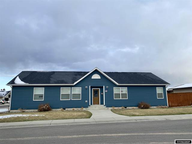 520 N 8th Street, Lander, WY 82520 (MLS #20211746) :: RE/MAX The Group