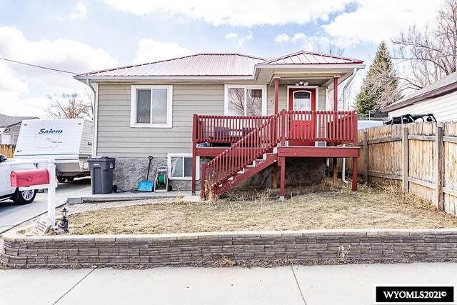 730 Wendt Avenue, Rock Springs, WY 82901 (MLS #20211747) :: RE/MAX The Group