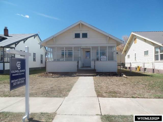 635 Sage, Evanston, WY 82930 (MLS #20211748) :: RE/MAX Horizon Realty