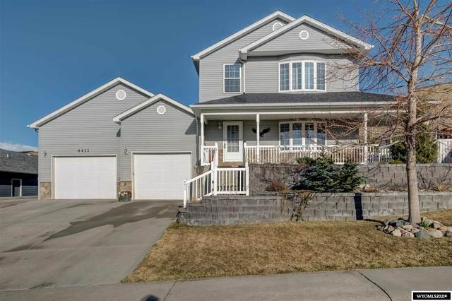4411 S Oak Street, Casper, WY 82601 (MLS #20211749) :: RE/MAX Horizon Realty
