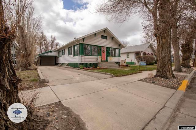 537 Cy Avenue, Casper, WY 82601 (MLS #20211755) :: Real Estate Leaders