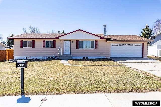 350 Firehole Place, Green River, WY 82935 (MLS #20211759) :: RE/MAX Horizon Realty