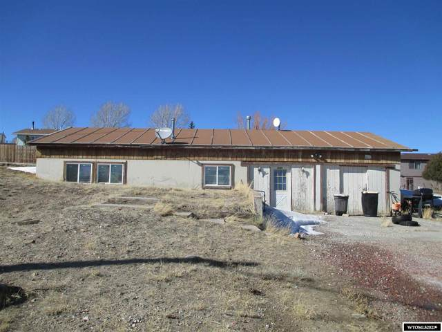 1008 Chromite Court, Hanna, WY 82327 (MLS #20211761) :: RE/MAX The Group