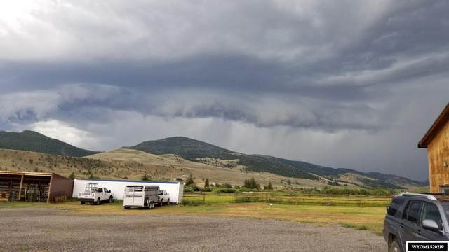 11 Wagon Box Ln, Dubois, WY 82513 (MLS #20211769) :: RE/MAX The Group