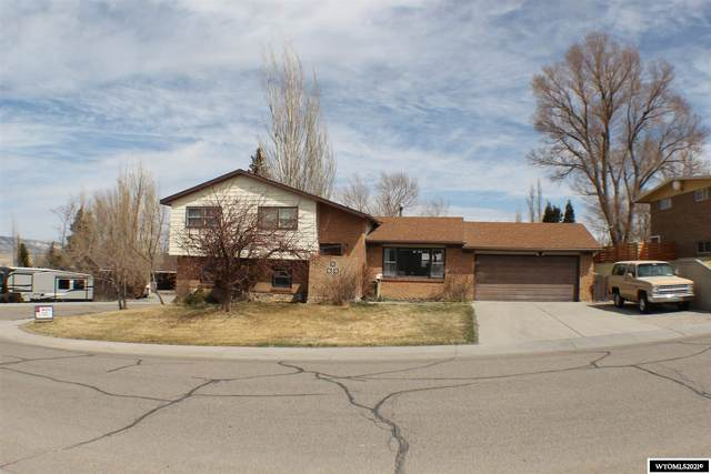 1809 Carson Street, Rock Springs, WY 82901 (MLS #20211770) :: RE/MAX Horizon Realty