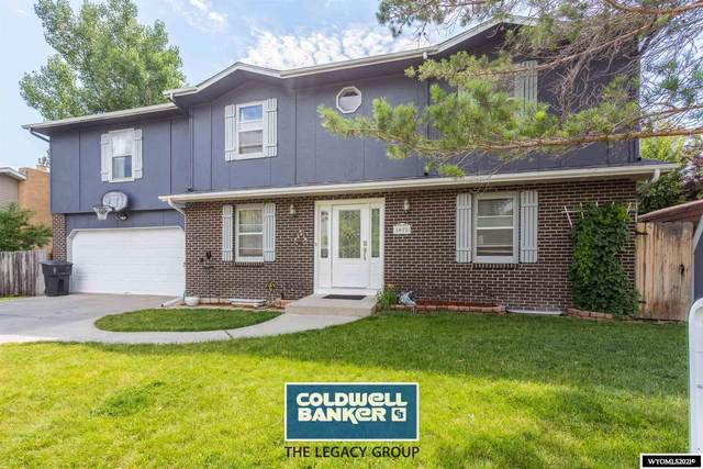 1075 Waterford, Casper, WY 82609 (MLS #20211771) :: RE/MAX The Group