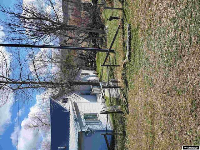 162 Peno Road, Sheridan, WY 82801 (MLS #20211773) :: Lisa Burridge & Associates Real Estate