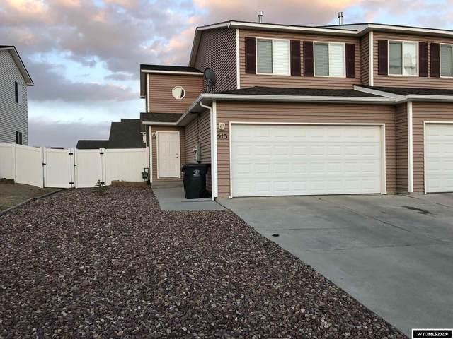 513 Rampart Drive, Rock Springs, WY 82901 (MLS #20211798) :: RE/MAX Horizon Realty