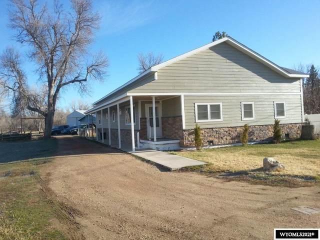 1405 Lepard Street, Sheridan, WY 82801 (MLS #20211799) :: Lisa Burridge & Associates Real Estate