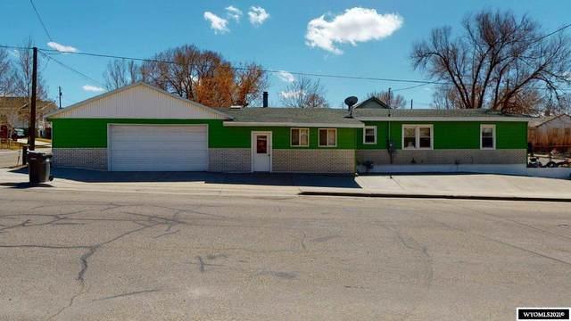 805 Walnut Street, Rock Springs, WY 82901 (MLS #20211801) :: Broker One Real Estate