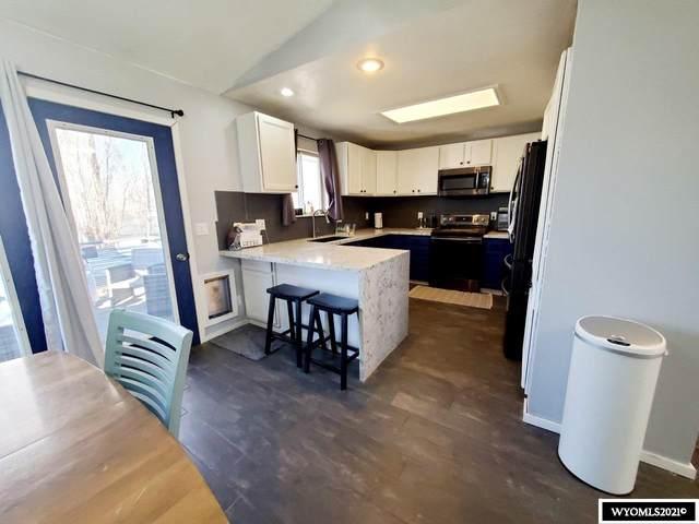 1645 E Teton, Green River, WY 82935 (MLS #20211803) :: RE/MAX Horizon Realty