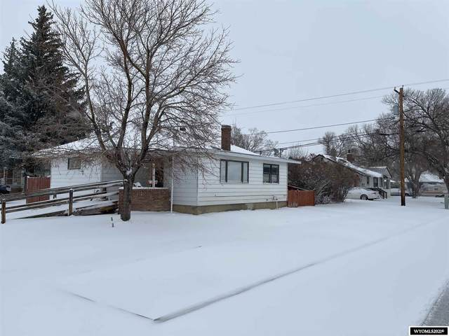 200 N 9th, Sinclair, WY 82334 (MLS #20211804) :: Lisa Burridge & Associates Real Estate