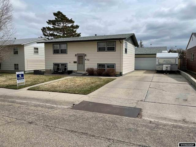 833 Trigood, Casper, WY 82609 (MLS #20211807) :: Broker One Real Estate