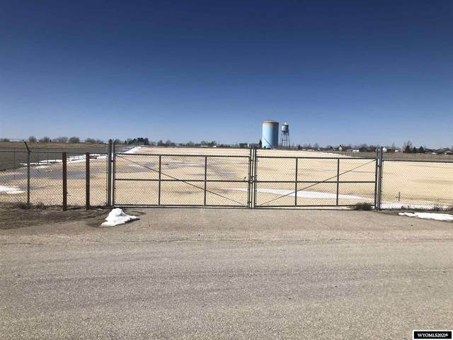 5170 Wardwell Industrial Avenue, Bar Nunn, WY 82601 (MLS #20211810) :: Broker One Real Estate