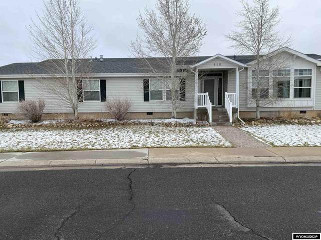 515 W Clark Street, Lyman, WY 82937 (MLS #20211818) :: Broker One Real Estate