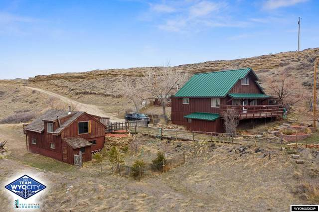 8220 Highway 220, Casper, WY 82604 (MLS #20211824) :: Broker One Real Estate