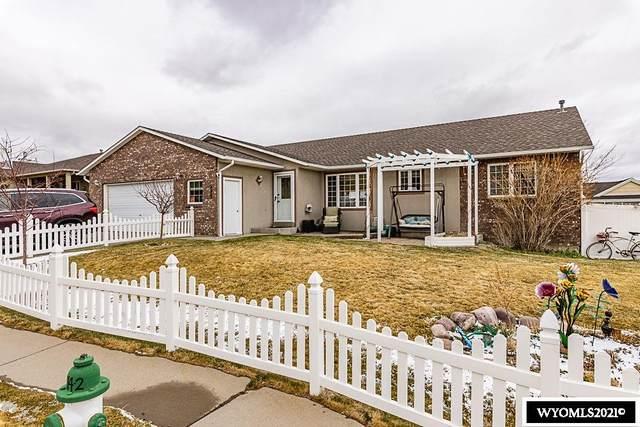 195 Pheasant Drive, Green River, WY 82935 (MLS #20211825) :: Lisa Burridge & Associates Real Estate