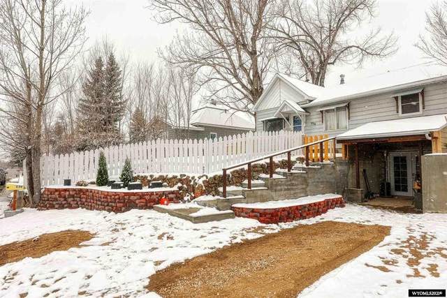 236 S Tisdale, Buffalo, WY 82834 (MLS #20211837) :: Lisa Burridge & Associates Real Estate