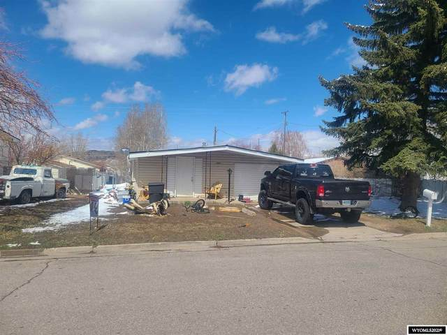 1812 W Sage St, Evanston, WY 82930 (MLS #20211850) :: Lisa Burridge & Associates Real Estate