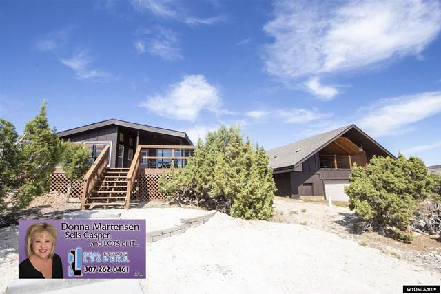 23362 Cedar Drive South, Alcova, WY 82620 (MLS #20211852) :: Real Estate Leaders