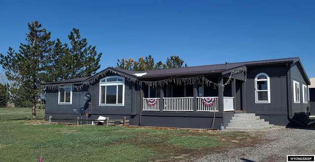 545 Webb Road, Thermopolis, WY 82443 (MLS #20211855) :: RE/MAX The Group