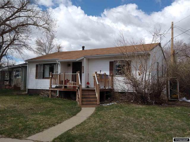 1926 S Boxelder, Casper, WY 82604 (MLS #20211856) :: Lisa Burridge & Associates Real Estate