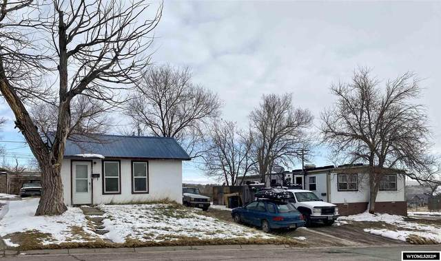 317-319 E Buffalo Street, Rawlins, WY 82301 (MLS #20211858) :: Lisa Burridge & Associates Real Estate