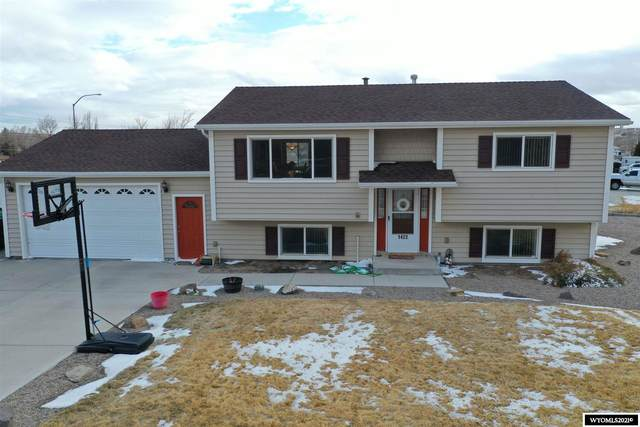 1422 Veterans Park Drive, Rock Springs, WY 82901 (MLS #20211859) :: Lisa Burridge & Associates Real Estate