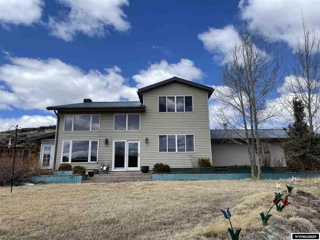 43837 Hwy 189, Kemmerer, WY 83101 (MLS #20211861) :: Broker One Real Estate