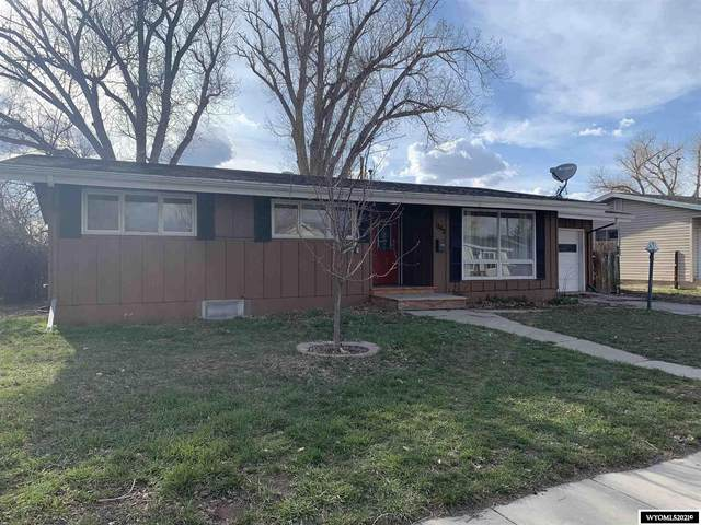 1842 Fremont Avenue, Casper, WY 82604 (MLS #20211864) :: Lisa Burridge & Associates Real Estate